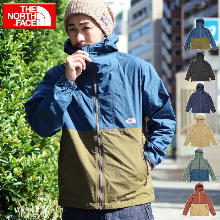 ザ ノースフェイス ナイロンジャケット メンズ THE NORTH FACE コンパクト JACKET(ノースフェイス メンズファッション ジャンパー・ブルゾン ナイロンジャケット JACKET アウター パーカー ザ・ノースフェイス ジャケット マウンテンパーカー NP71830)