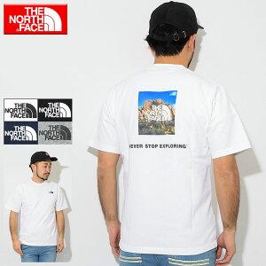ザノースフェイスTHENORTHFACETシャツ半袖メンズスクエアロゴジョシュアツリー(thenorthfaceSquareLogoJoshuaTreeS/STeeティーシャツT-SHIRTSカットソートップスメンズMENSNT31952ザ・ノース・フェイスTHE・NORTHFACE)[M便1/1]