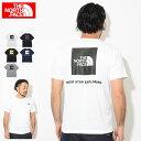 ザ ノースフェイス THE NORTH FACE Tシャツ 半袖 メンズ スクエア ロゴ(the north face Square Logo S/S Tee ティーシャツ T-SHIRTS カ…
