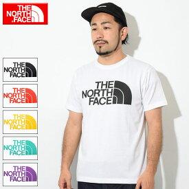 ザ ノースフェイス THE NORTH FACE Tシャツ 半袖 メンズ シンプル ロゴ(the north face Simple Logo S/S Tee ティーシャツ T-SHIRTS カットソー トップス メンズ MENS NT31956 ザ・ノース・フェイス THE・NORTHFACE)[M便 1/1] ice filed icefield