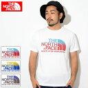 ザ ノースフェイス THE NORTH FACE Tシャツ 半袖 メンズ ドット グラデーション(the north face Dot Gradation S/S Tee ティーシャツ T…