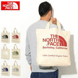 ザ ノースフェイス THE NORTH FACE トートバッグ 19FW TNF オーガニック コットン(the north face 19FW TNF Organic Cotton Tote Bag メンズ レディース ユニセックス 男女兼用 NM81971 ザ・ノース・フェイス THE・NORTHFACE)