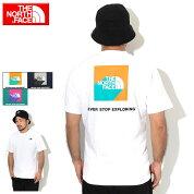 ザノースフェイスTHENORTHFACETシャツ半袖メンズ3Dスクエアロゴ(thenorthface3DSquareLogoS/STeeティーシャツT-SHIRTSカットソートップスメンズMENSNT32010ザ・ノース・フェイスTHE・NORTHFACE)[M便1/1]