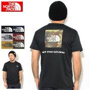 ザノースフェイスTHENORTHFACETシャツ半袖メンズロゴカモ(thenorthfaceLogoCamoS/STeeティーシャツT-SHIRTSカットソートップスメンズMENSNT32035ザ・ノース・フェイスTHE・NORTHFACE)[M便1/1]