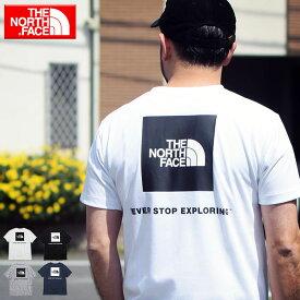 ザ ノースフェイス THE NORTH FACE Tシャツ 半袖 メンズ スクエア ロゴ ( the north face Square Logo S/S Tee ティーシャツ T-SHIRTS カットソー トップス メンズ MENS NT32038 ザ・ノース・フェイス THE・NORTHFACE )[M便 1/1] ice field icefield