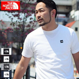 【7/8入荷予定】ザ ノースフェイス THE NORTH FACE Tシャツ 半袖 メンズ スモール ボックス ロゴ ( the north face Small Box Logo S/S Tee ティーシャツ T-SHIRTS カットソー トップス メンズ MENS NT32052 ザ・ノース・フェイス THE・NORTHFACE )[M便 1/1]