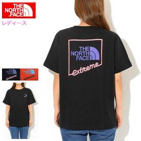ザ ノースフェイス THE NORTH FACE Tシャツ 半袖 レディース ウィメンズ エクストリーム ( the north face Womens Extreme S/S Tee ティーシャツ T-SHIRTS カットソー トップス Ladys 女性用 NTW32003 ザ・ノース・フェイス THE・NORTHFACE )[M便 1/1]
