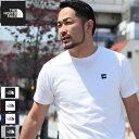 【送料無料】ザ ノースフェイス THE NORTH FACE Tシャツ 半袖 メンズ スモール ボックス ロゴ ( the north face Small Box Logo S/S Te…