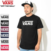 バンズVANSTシャツ半袖メンズクラシック(vansClassicS/STeeティーシャツT-SHIRTSカットソートップスメンズ男性用VN-000GGGヴァンズ)icefiledicefield