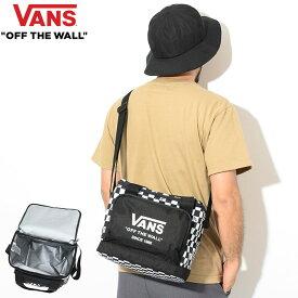 バンズ VANS ショルダーバッグ バンズ クーラー(vans Vans Cooler Bag クーラーボックス フェス アウトドア レジャー キャンプ メンズ レディース ユニセックス 男女兼用 VN0A3HCCHU0 ヴァンズ)