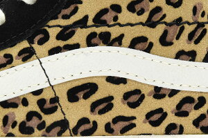 バンズVANSスニーカーメンズ男性用スケートハイ138デコンSFミニレオパードSuede/Marshmallowサーフライン(vansVN0A3MV1TTSSk8-Hi138DeconSFMiniLeopardSurfLineハイカットヒョウ柄SNEAKERMENS・靴シューズSHOESヴァンズ)