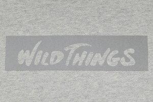 ワイルドシングスWILDTHINGSプルオーバーパーカーメンズロゴスウェットフーディ(WILDTHINGSLogoSweatHoodieフードフーディスウェットPullOverHoodyParkerトップスメンズ男性用WT21247KY)icefieldicefield