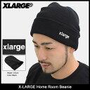 エクストララージ X-LARGE ニット帽 メンズ ホーム ルーム ビーニー(x-large Home Room Beanie ニットキャップ 帽子 …