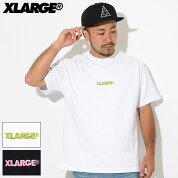 エクストララージX-LARGETシャツ半袖メンズエンブロイダリースタンダードロゴ(x-largeEmbroideryStandardLogoS/STeeティーシャツT-SHIRTSカットソートップスXLARGEExtraLargeエックスラージ1192102)[M便1/1]icefiledicefield