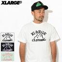 エクストララージ X-LARGE Tシャツ 半袖 メンズ ドローイング OG(x-large Drawing OG S/S Tee ティーシャツ T-SHIRTS カットソー トッ…