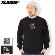 エクストララージX-LARGETシャツ長袖メンズスクエアOG(x-largeSquareOGL/STeeティーシャツT-SHIRTSロングロンティーロンtトップスXLARGEExtraLargeエックスラージ101211011018)[M便1/1]icefieldicefield