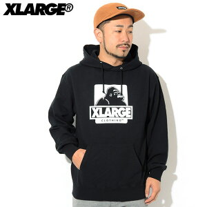 エクストララージX-LARGEプルオーバーパーカーメンズOG(x-largeOGPulloverHoodieフードフーディスウェットトップスPullOverHoodyParkerXLARGEExtraLargeエックスラージ1193211)