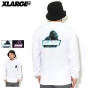 エクストララージX-LARGETシャツ長袖メンズオールドOG(x-largeOldOGL/STeeティーシャツT-SHIRTSトップスロングロンティーロンtXLARGEExtraLargeエックスラージ1201119)icefieldicefield