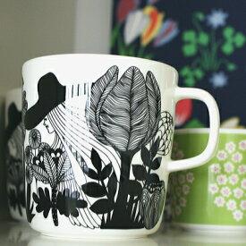marimekko マリメッコ マグカップ (大)SIIRTOLAPUUTARHA