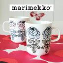 marimekko マリメッコ マグカップ VIHKIRUUSU(ヴィッキルース/ウェディングローズ)