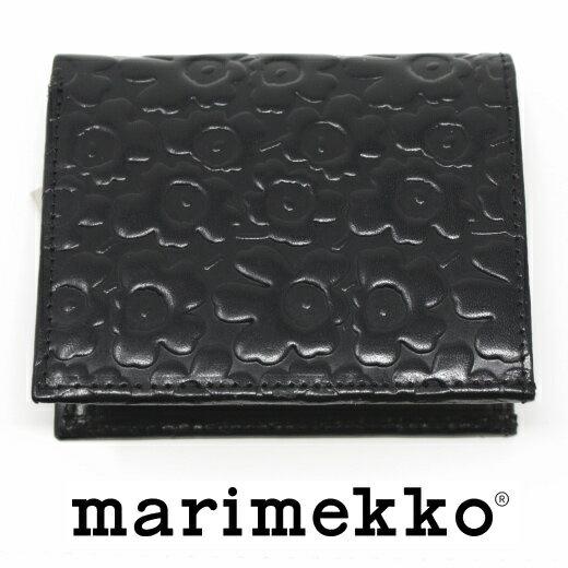 [marimekko(マリメッコ)] ウォレット (財布) Katri (UNIKKO) 【ラッキーシール対応】