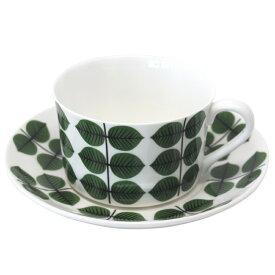 スティグ・リンドベリ デザイン ティーカップ&ソーサー BERSA (ベルサ)