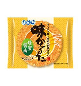 ぼんち 味かるた 蜂蜜醤油 1枚入×20袋