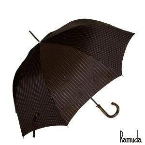 濡れない傘手元イタリア製カスタニアレクタス長傘【傘屋伝七/851101b】【送料無料】