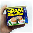 SPAM(スパム)・減塩340g ポークランチョンミートの元祖です! 【RCP】母の日ギフト 父の日ギフト