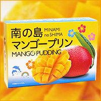 南の島マンゴープリン6個入り 沖縄産マンゴーピューレ使用!お中元ギフト
