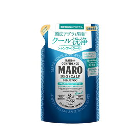 MARO(マーロ) デオスカルプ シャンプー クール 詰替 340ml