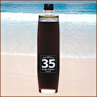 35リキュール泡盛珈琲500ml。サンゴ焙煎珈琲を使ったシュガーレスのリキュールです。南都酒造所 コーヒー リキュール 泡盛 珈琲 サンゴ お酒 35COFFEE サンゴコーヒー。お中元ギフト