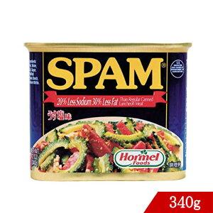 ポークランチョンミート(SPAM スパム) うす塩 340g 缶詰