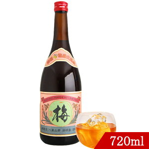 御中元 泡盛梅酒 請福梅酒12度 720ml 請福酒造