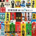 琉球泡盛 【自由に9本選べる】飲み比べセット 紙パック 沖縄