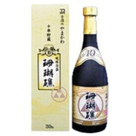 泡盛古酒 珊瑚礁古酒ブレンド10年 30度 720ml 山川酒造