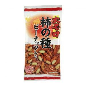 タクマ食品 大辛口柿の種ピーナッツ入 6×24個入【同梱・代引き不可】