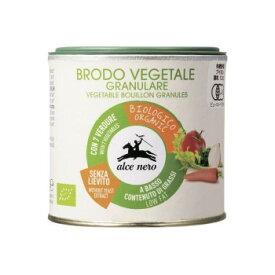 アルチェネロ 有機野菜ブイヨン パウダータイプ 120g 12個セット C5-56【同梱・代引き不可】