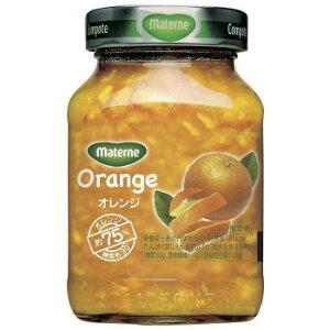 マテルネ オレンジ・コンポート 290g 16個セット D9-50B【同梱・代引き不可】