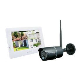 マスプロ電工 7インチモニター&ワイヤレスフルHDカメラセット WHC7M3【同梱・代引き不可】