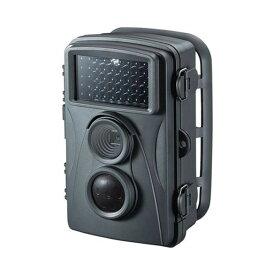 サンワサプライ セキュリティカメラ CMS-SC01GY【同梱・代引き不可】