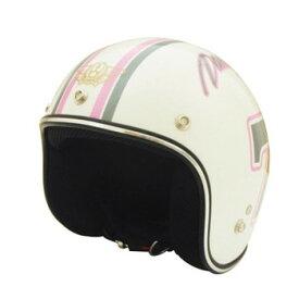 ダムトラックス(DAMMTRAX) ポポ7 ヘルメット PEARL WHITE【同梱・代引き不可】