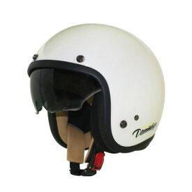 ダムトラックス(DAMMTRAX) AIR MATERIAL ヘルメット OFFWHITE LADYS【同梱・代引き不可】