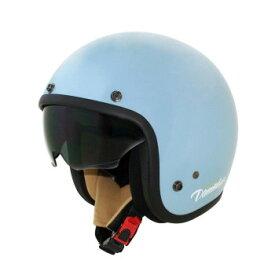 ダムトラックス(DAMMTRAX) AIR MATERIAL ヘルメット AIRBLUE LADYS【同梱・代引き不可】