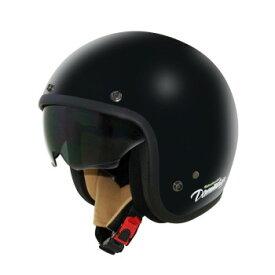 ダムトラックス(DAMMTRAX) AIR MATERIAL ヘルメット PEARL BLACK KIDS【同梱・代引き不可】