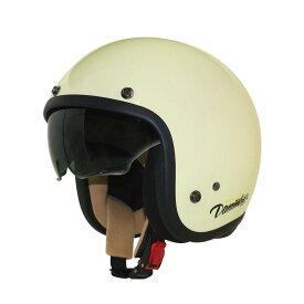 ダムトラックス(DAMMTRAX) AIR MATERIAL ヘルメット PEARL IVORY KIDS【同梱・代引き不可】