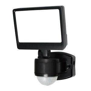 ELPA(エルパ) 屋外用LEDセンサーライト AC100V電源(コンセント式) ESL-SS421AC【同梱・代引き不可】