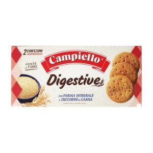 ボーアンドボン カンピエロ ダイジェスティブ・クッキー(全粒粉入り) 380g×14個【同梱・代引き不可】
