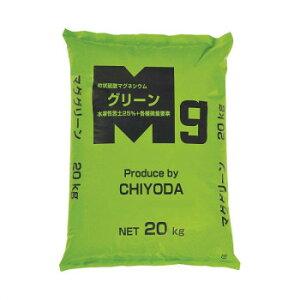 千代田肥糧 マググリーン(WMg25) 20kg 030611【同梱・代引き不可】