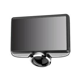 OVERTIME 360度カメラ搭載リアカメラ付きドライブレコーダー OT-DR360S【同梱・代引き不可】